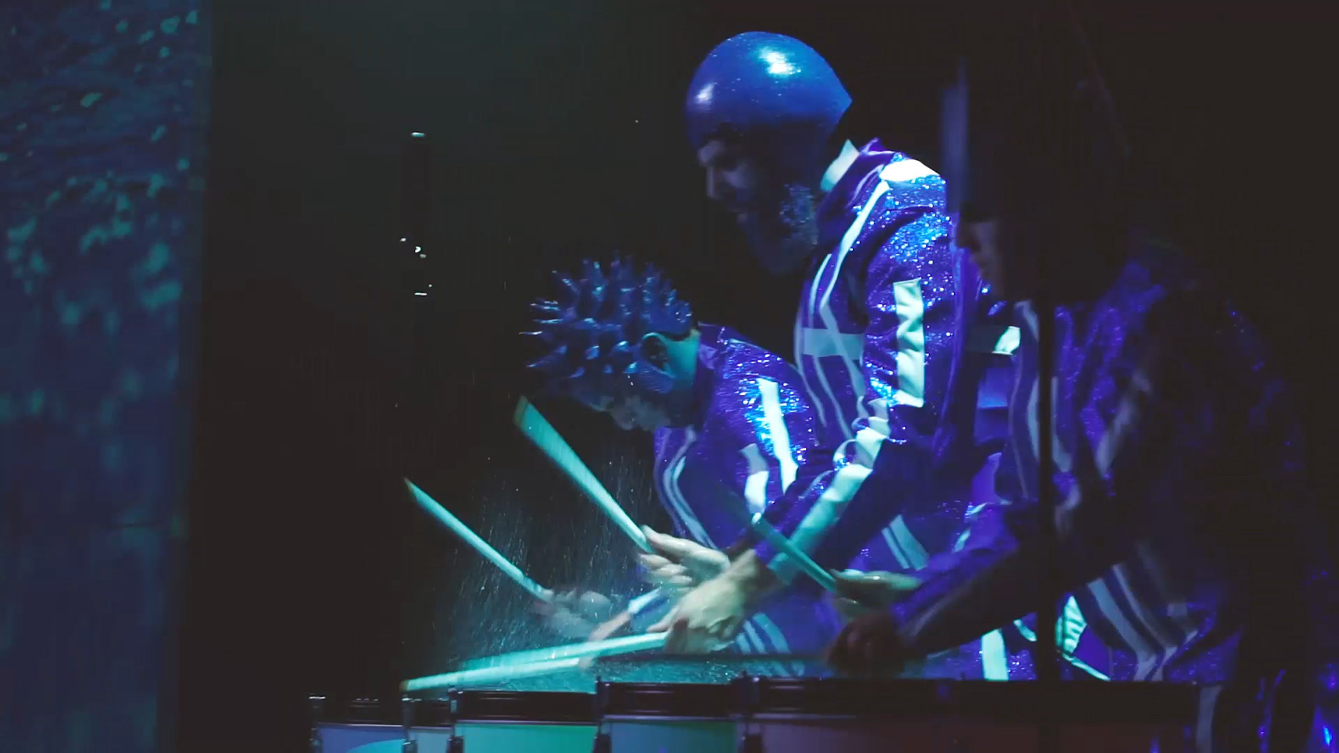 LED drum act