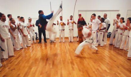 capoeira act