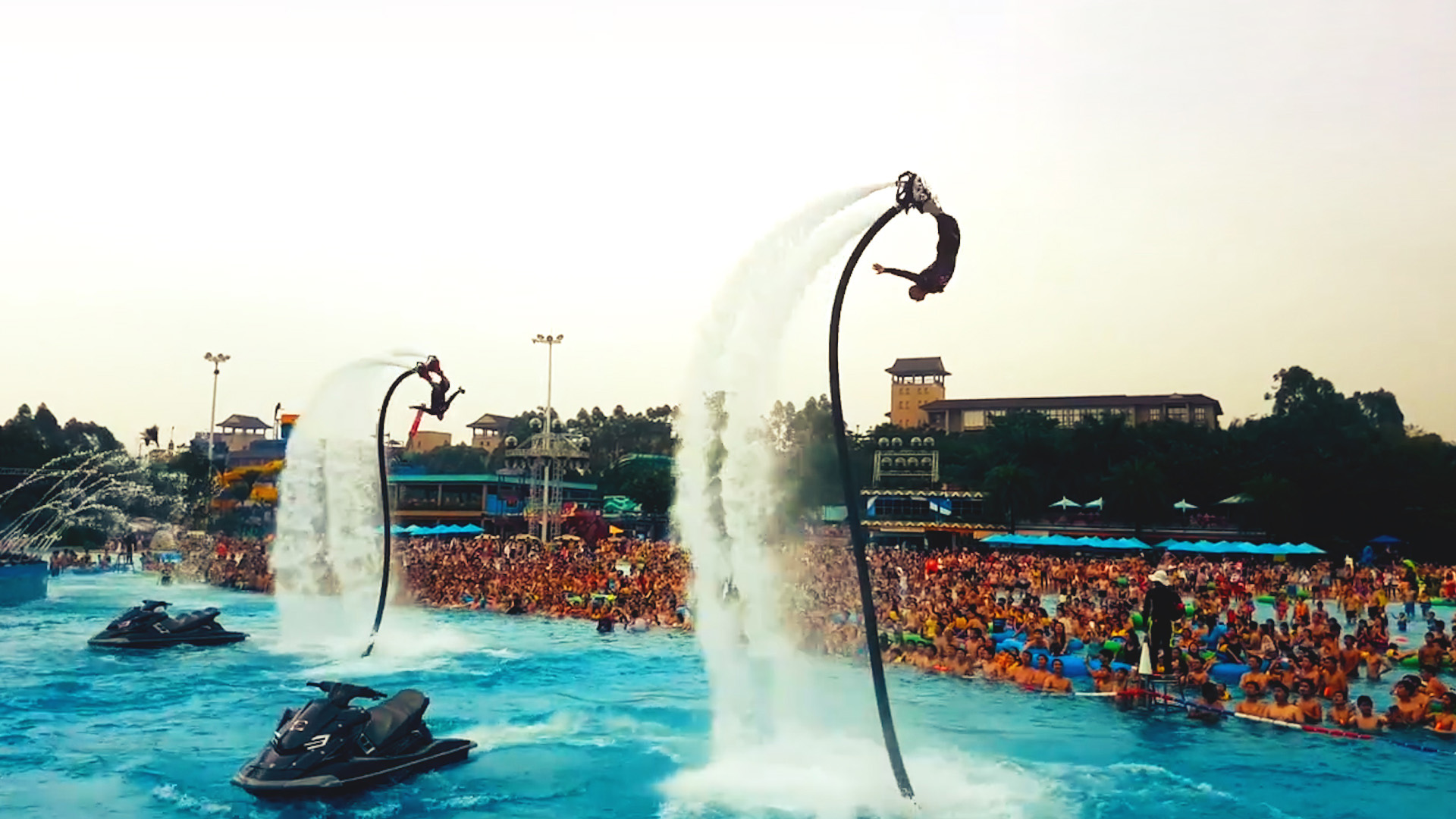 flyboard act