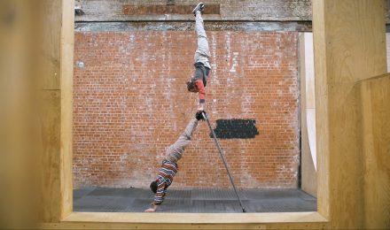 ladder-act