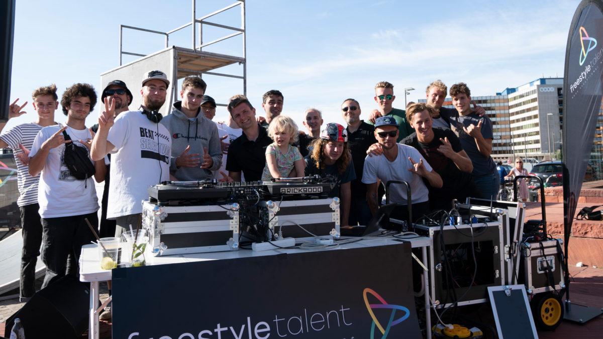 freestyletalent crew mas 2019