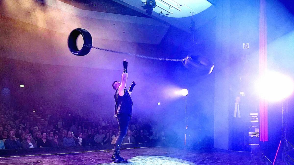 power juggling